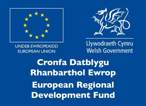 European Regional Development Fund and delivered by UWTSD