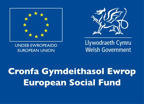 European Social Fund and delivered by UWTSD