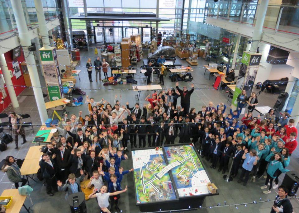 MADE Cymru's Jaymie Phillips becomes LEGO® judge