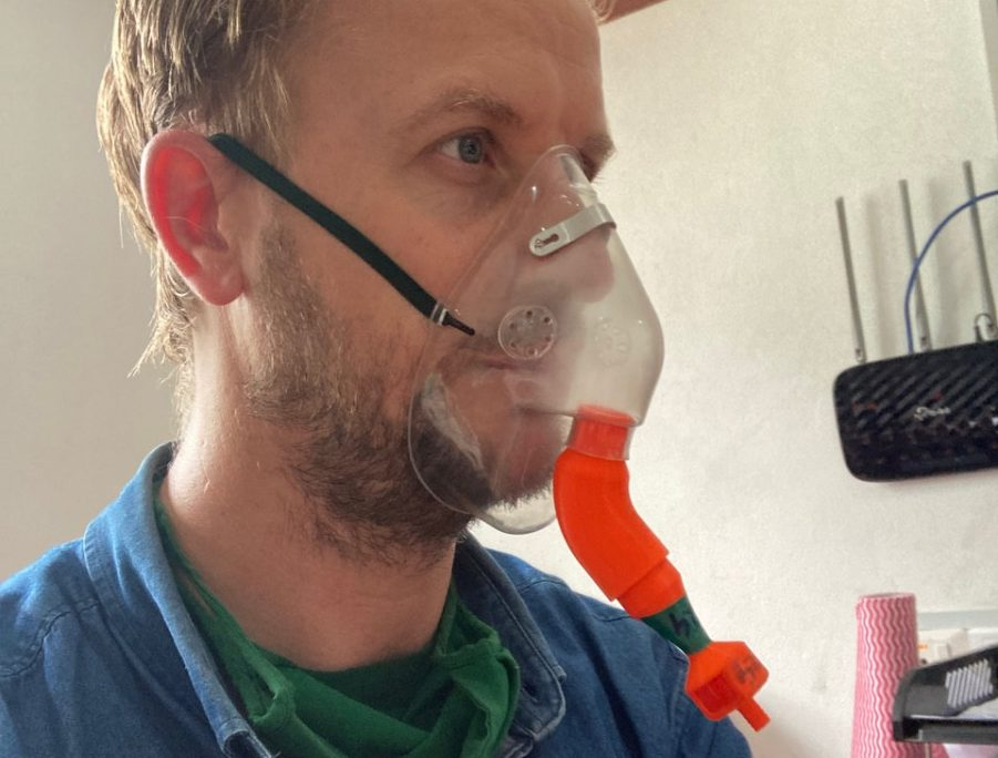 UWTSD shares Venturi-based CPAP design and developments with hospital in Nepal to help fight Covid-19