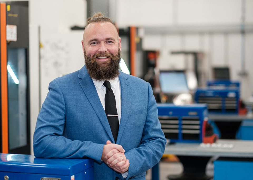Manufacturing in Wales: A digital transformation must start from a problem